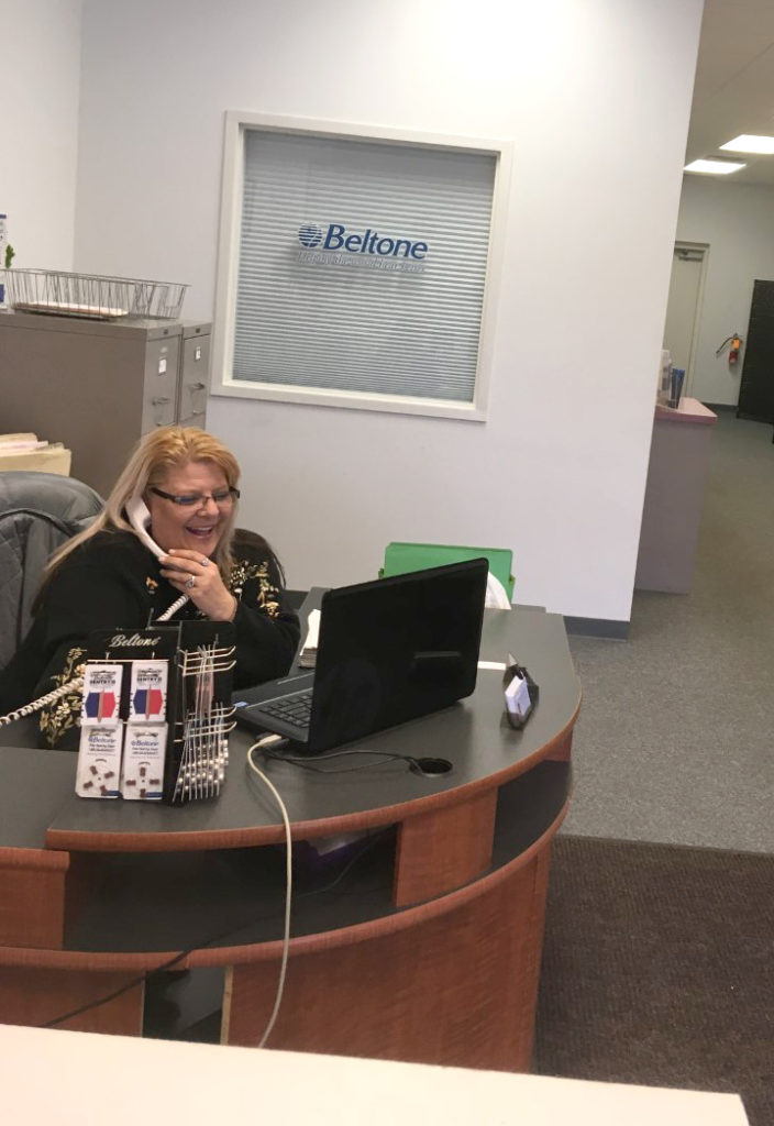 Beltone Hearing Aid Center in Mentor office