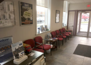 Beltone Hearing Aid Center in Willoughby office